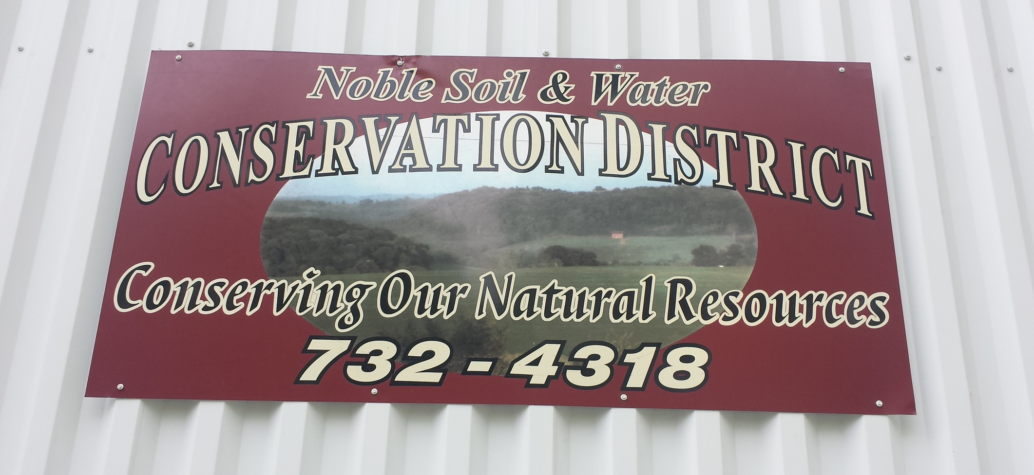 sign large jpg noble soil water conservation district swcd was organized in 1942 it was the 6th district to be organized in ohio the district is a legal sub